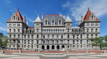 """""""The last thing New York State's taxpayers and communities need is for the New York State Legislature to become America's highest-paid, full-time political class.  What a disaster,"""" said Senator O'Mara."""