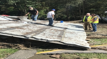 """This critical funding will make a great difference to local homeowners and entire communities to assist the ongoing restoration and recovery efforts,"""" said Senator O'Mara."""