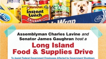 Long Island Food & Supplies Drive