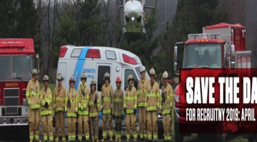 """""""The challenge of recruiting volunteer firefighters and EMTs, especially in our rural, upstate communities, deserves all of the attention it gets,"""" said Senator O'Mara."""