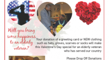 Drop Off Donations by February 3, 2020