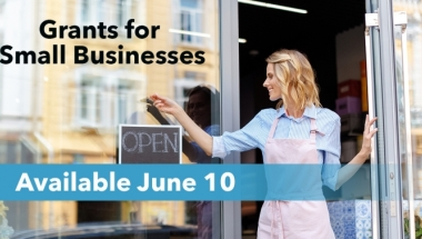 Small Business Grants Available Starting June 10
