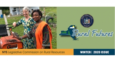 Winter 2020 Edition of Rural Futures