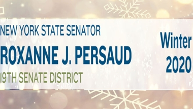 Senator Roxanne J. Persaud's 2020 Winter Newsletter