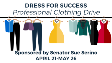 Dress for success fashion