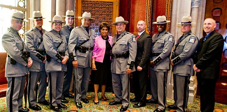 5/19/2009: Honoring New York State Police | NY State Senate