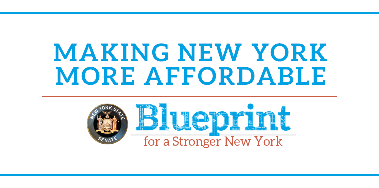 Blueprint for a stronger new york ny state senate to learn the details about the affordability agenda please read the following press releases malvernweather Images