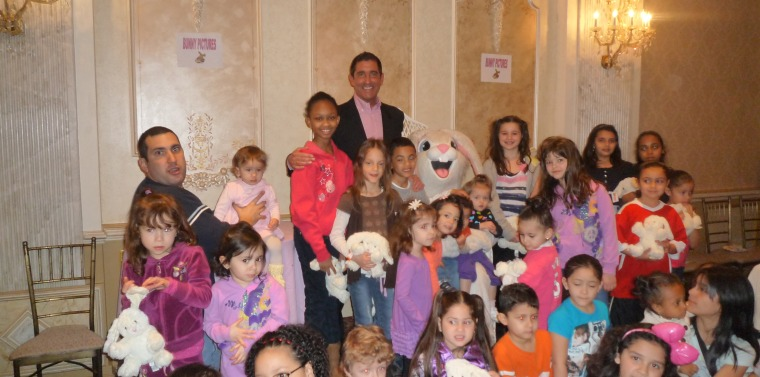 Klein Hosts Easter Bunny Breakfast And Magic Show