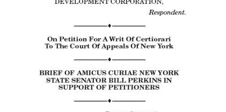 Submission Of A Petition For A Writ Of Certiorari To The Court Of Appeals  Of New York In Order For The United States Supreme Court To Allow  Admittance Of A ...
