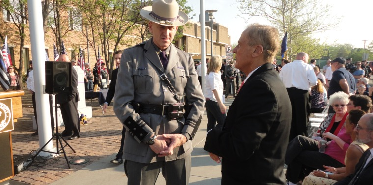 SENATOR BONACIC ATTENDS ORANGE COUNTY LAW ENFORCEMENT