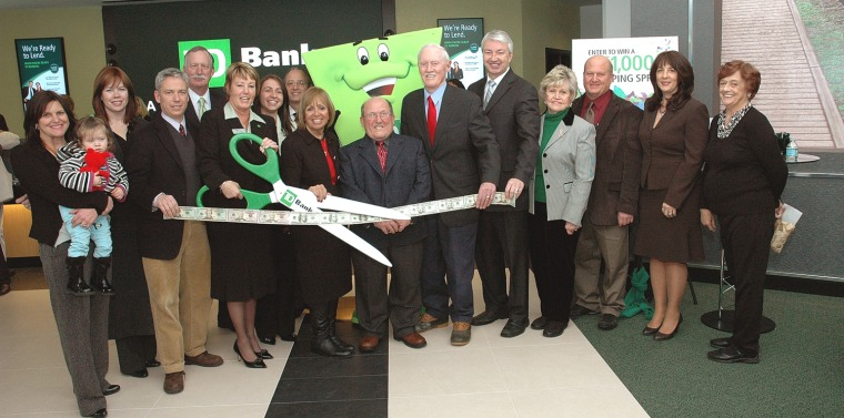 Grand Opening of TD Bank in West Islip! | NY State Senate