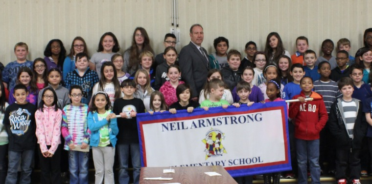 Visit to Neil Armstrong Elementary School | NY State Senate