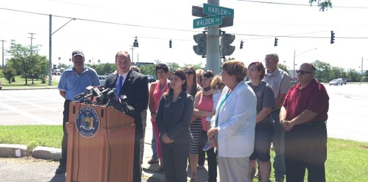 Following Two Deadly Accidents, Kennedy & Wozniak Call for NYSDOT to