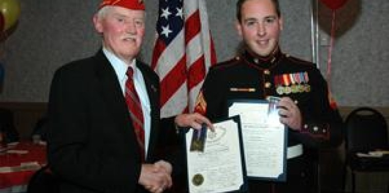 Sayville Resident Earns Conspicuous Service Star Medal For Merit Ny State Senate