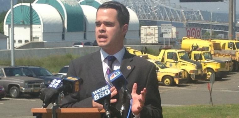 Senator Carlucci Announces 4-Point Legislative Package to Crack Down