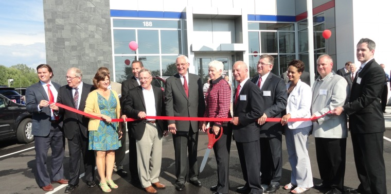 State Senator John A Defrancisco Attended The Grand Opening Gala For Fox Toyota And Subaru In Auburn On August 21 2017 Is Pictured