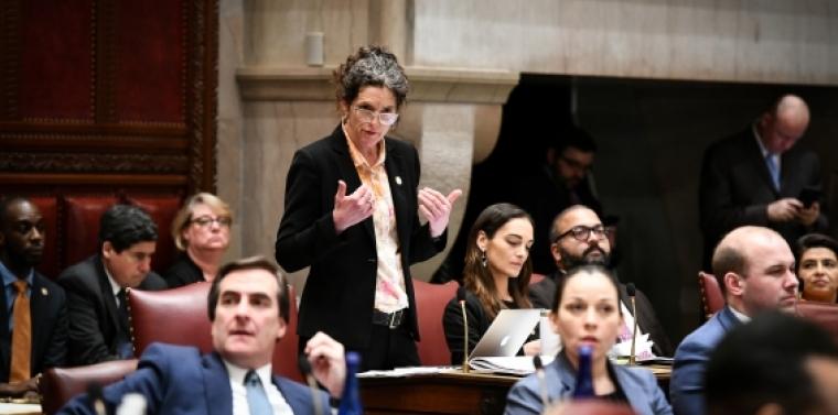 Senator Metzger Statement on Lyme Funding