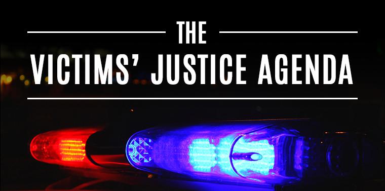 The Victims' Justice Agenda
