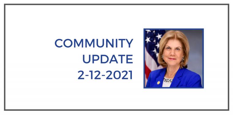 community update 2-12-21