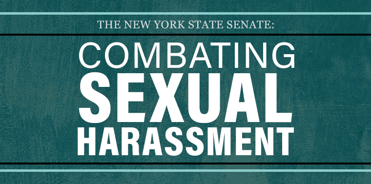 Sexual harassment in the workplace new york