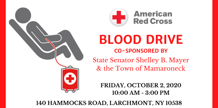 Blood Drive October 2020