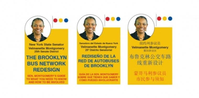 Senator Montgomery's Guide to the Brooklyn Bus Redesign - What You Need To Know