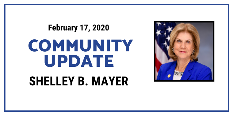 Community Update 2-17-2020