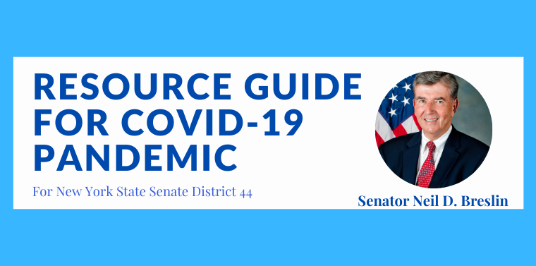 Resource Guide for COVID-19 Pandemic