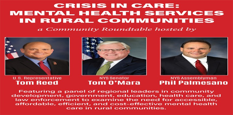 The April 22 forum will feature a panel of regional and state-level leaders.
