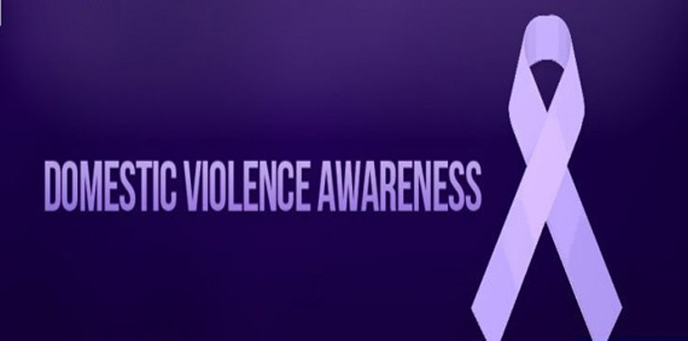 October is Domestic Violence Awareness Month.