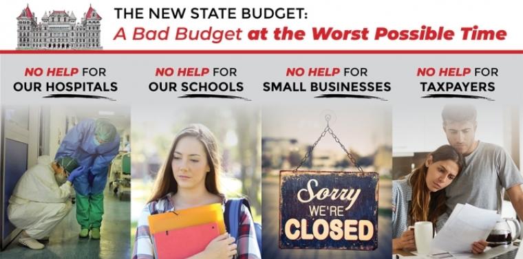 Akshar Statement on NYS Budget