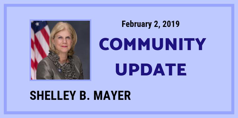 february 2nd community update
