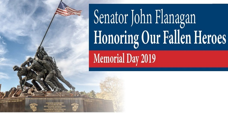 2019 Memorial Day Guide Ny State Senate