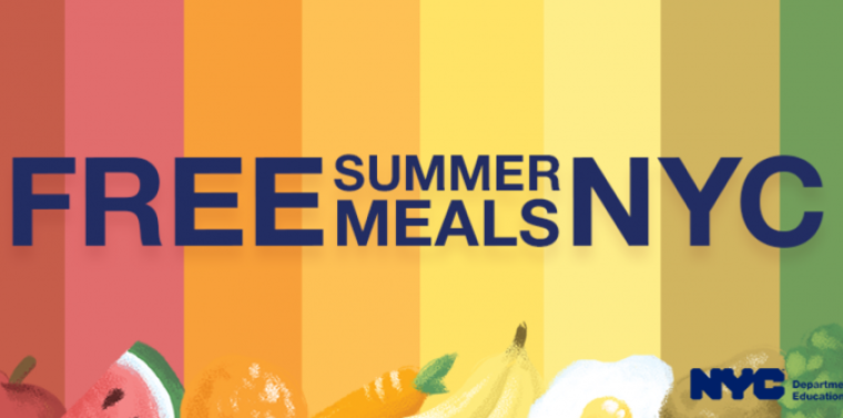 Free Summer Meals NYC