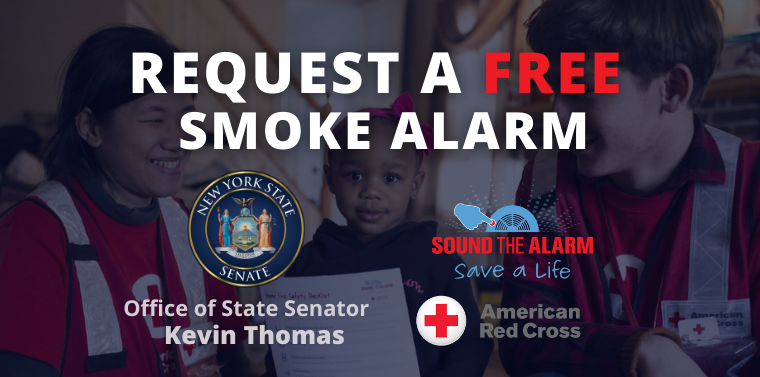 Request a Free Smoke Alarm