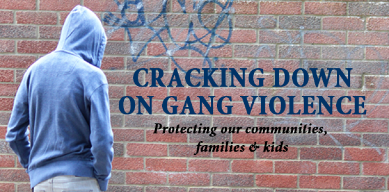 Cracking Down On the Rise Of Gang Violence in New York | NY