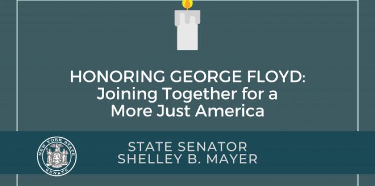 Honoring George Floyd
