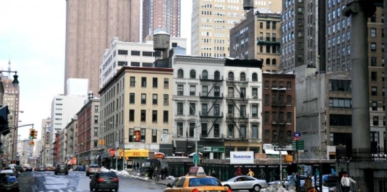 Lower Manhattan Street