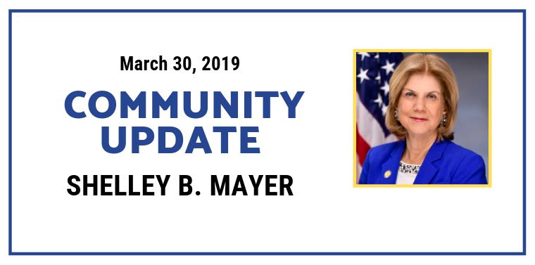 community update march 30th