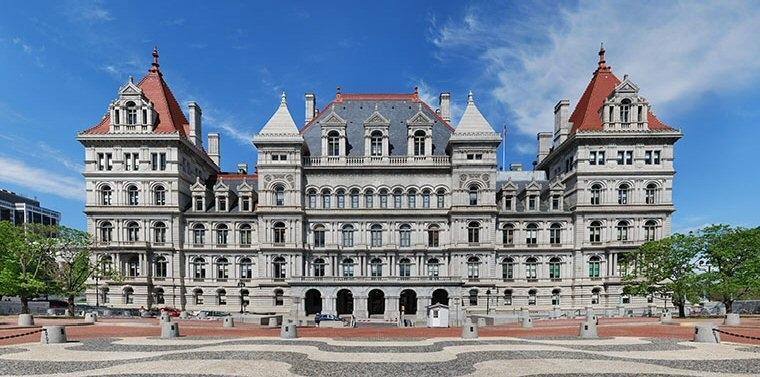 Capitol Building, Albany NY