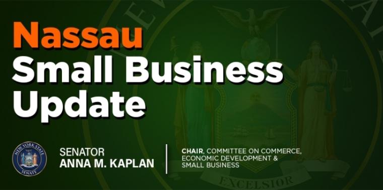Nassau Small Business Update