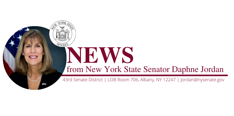 News from Senator Daphne Joran