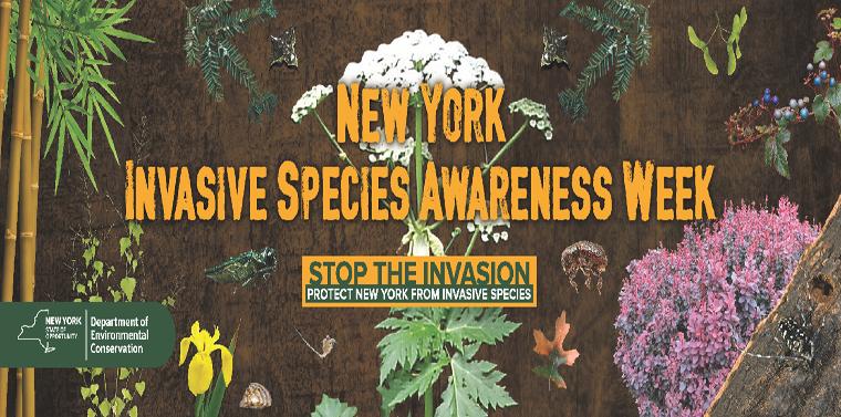 Invasive Species Awareness Week