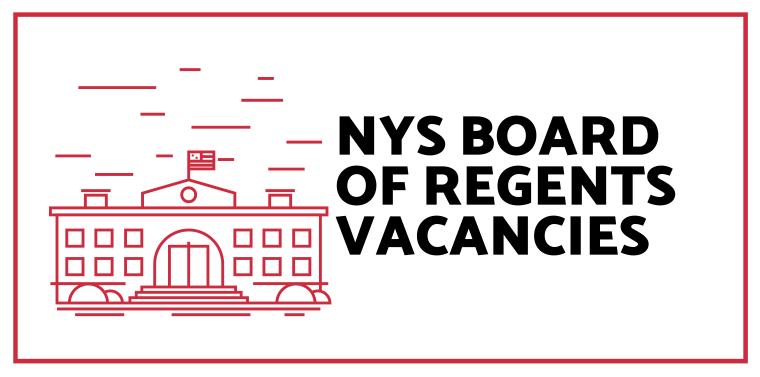 regent vacancies 2020