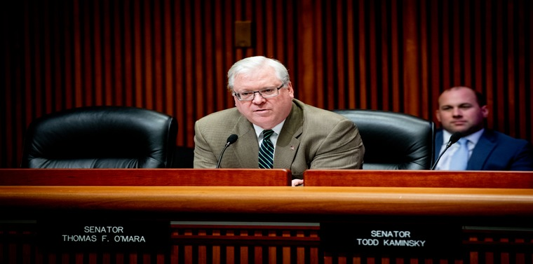 Senator O'Mara said the legislation keeps attention focused on the need for New York to provide mandate relief to local governments and school districts.