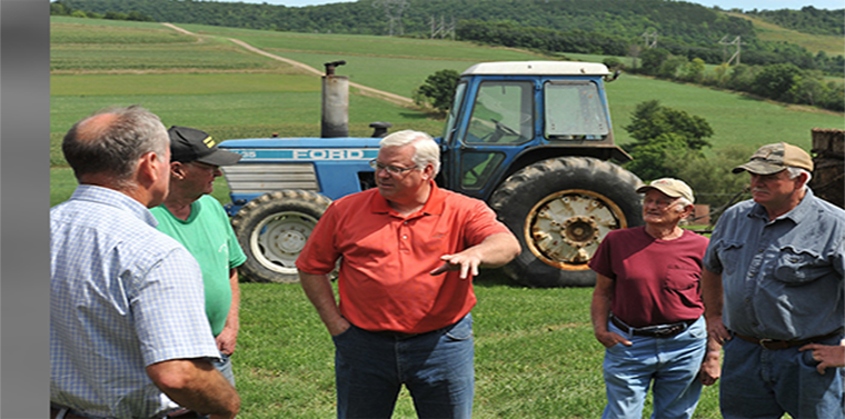 """""""I have always been proud to stand up for our local farmers and farm families, as well as for a regional and statewide agricultural industry that's been such a tremendous foundation of upstate New York's culture and economy,"""" said Senator O'Mara."""
