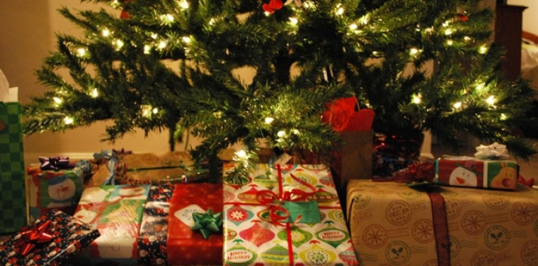Christmas Presents Under Tree.Put Toy Safety At The Top Of Your List This Christmas Ny