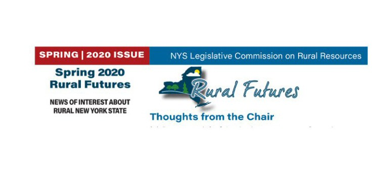Spring 2020 Edition of Rural Futures