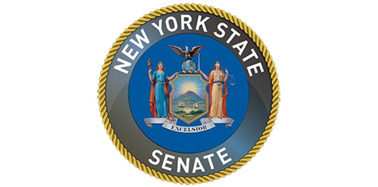 Flexible Fridge Magnet Photo Of N.Y.STATE THRUWAY SIGN