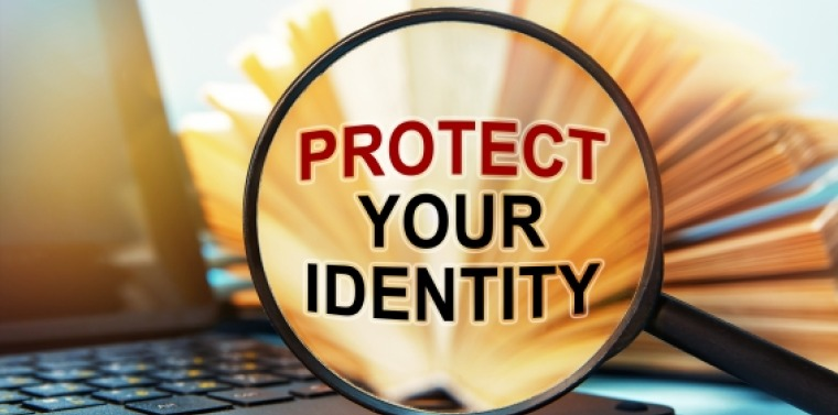 Senator Lanza Identity Theft Brochure Photo